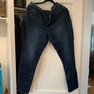 Old navy linen jeans